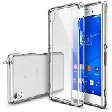 REARTH Ringke Fusion Xperia Z3 [RFSN003] - Crystal View - Casing Handphone / Case